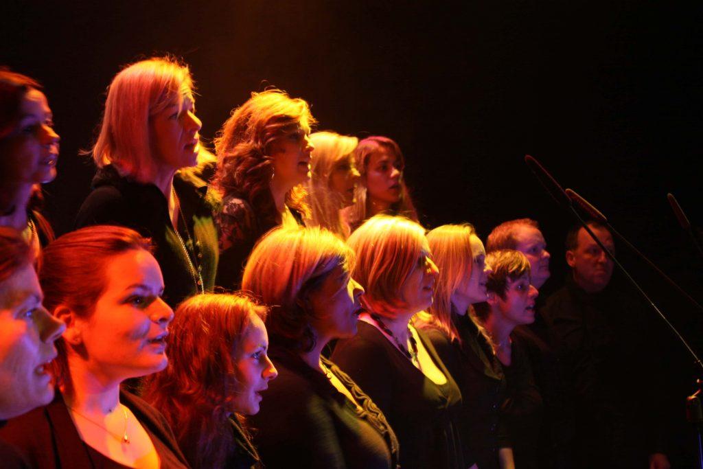 Spotlight Chor first Concert